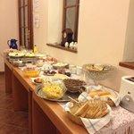 Breakfast area!