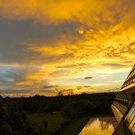 Sunset at Sheraton Iguazu Resort & Spa