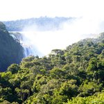 Iguazu Falls seen at Sheraton Iguazu Resort & Spa