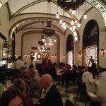 Vista parcial restaurante Callas 1-1-2014