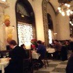 Cafe Callas vista parcial del salon