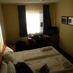 Hotels standard double room