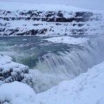 Gullfoss waterfall - spectacular