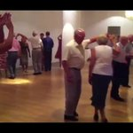 Sequence and Ballroom dancing at the Phaethon Hotel Paphos