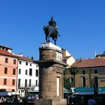 Monumento a Gattamelata a Padova