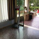 hotel suitcase scale
