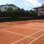 Campo di badminton
