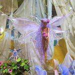 A beautiful hand created faerie sylph