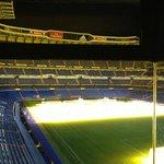 Vistas al campo de Bernabéu