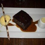 Sticky Toffee Pudding...amazing!