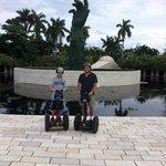 Bike and Roll Segway Tour - Miami Beach