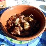 Seppioline con patate