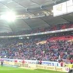 スタジアムの雰囲気