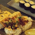 Rolls - Lobster chop & Kamikaze