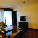 One Bedroom Suite 2442 - living room area