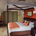 luxury accommodation