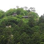 立石寺遠望