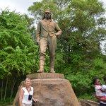 Livingstone's statue