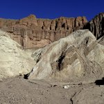 Red Cathedral, Golden Canyon, Death Valley National Park