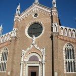 Eglise la Madonna dell Orto