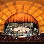 A stage like a sun . . .