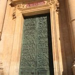 The Cathedral's door