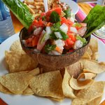 BEST. CEVICHE. EVER!