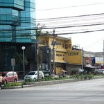 CnT is in a yellow building across the street from the south side of SM Cebu mall