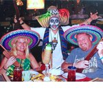 """Eat at Perico""""s down town Cancun"""