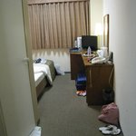 Single room at Asia Center of Japan