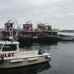 Portsmouth, NH - Tugboats