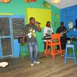 Live music at Barefoot Bar