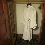 Your own bath robes