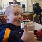 The best milkshake in the world!