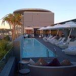 Upper Deck Pool and Sky-Bar