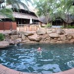 Boma Small Pool