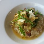 risotto aux artichauts