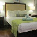 A room at Key Lime Inn
