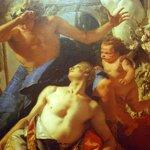 La mort de Hyacinthe. Tiepolo