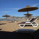 plage privée hotel