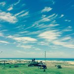 Pracinha e praia