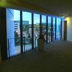 Novotel Le Havre Bassin Vauban: Francia: vetrate panoramiche