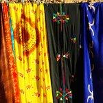 Merveilleuses couleurs des cheichs et voiles