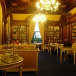 The Library - afternoon tea