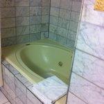 Jacuzzi tub - too high