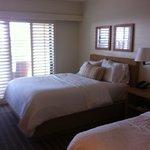 Comfortable/plush beds