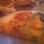 TACO PIZZA AT Brothers Pizza, VB