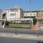 Front w/ Byzantine Wall