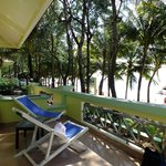 bungalow terrasse
