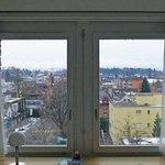 Drei Linden - Blick aus Zimmer 57